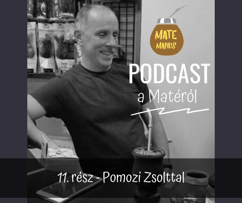 Pomozi Zsolttal az Argentína rajongóval matéztunk - Mate Manus Podcast 11. rész