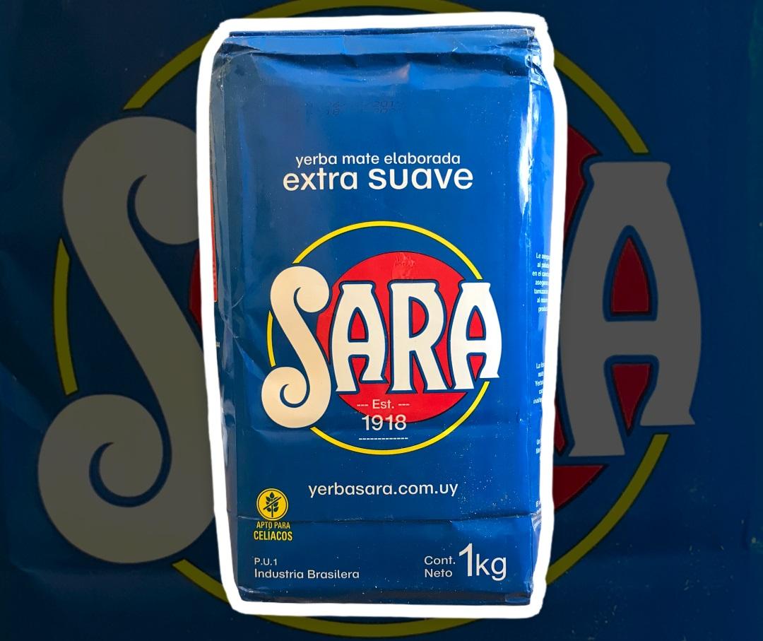 Sara – Extra Suave (Uruguay)