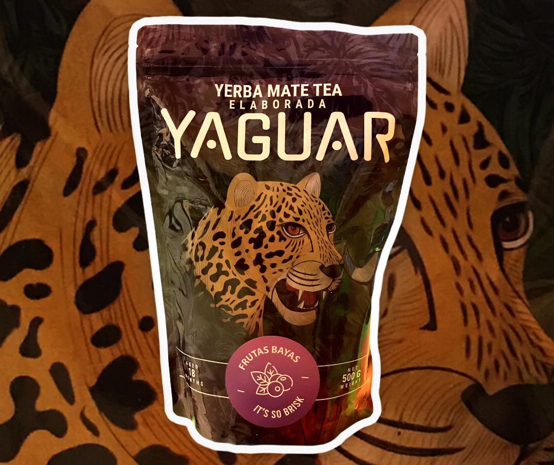 Yaguar - Frutas Bayas (Brazília)