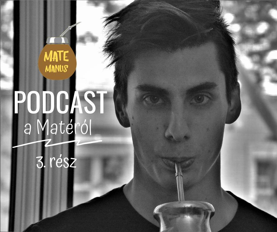 """Az Istenek Itala, Erősség, Kereslet, """"Te eladsz Matét?"""" - Mate Manus Podcast - 3. rész"""