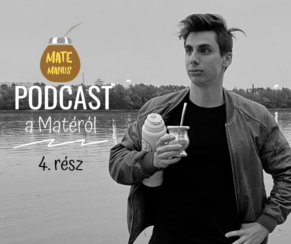 Mi a Tököm az a Beavatás? Ki Ne Matézzon? - Mate Manus Podcast 4. rész